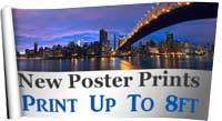 Poster Printing Photo Quality