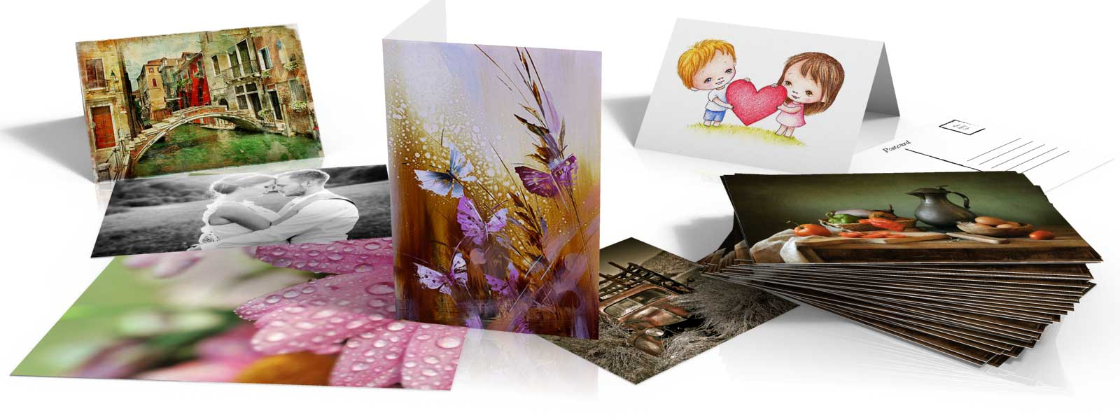 Print Custom Greeting Cards Online. Order Now!
