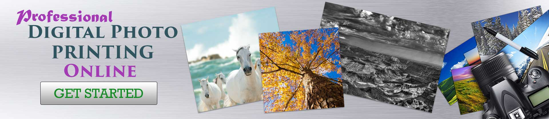 Print Your Snapshots at FinerWorks. Upload and select from a wide range of Fuji Crystal Archive paper surfaces and sizes.