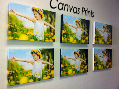 graphic relating to Printable Canvas Paper identified as Selecting a Canvas Printer FinerWorks