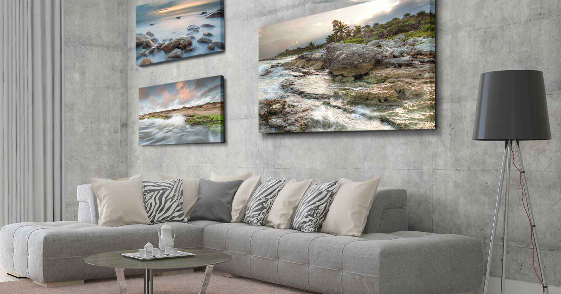 Professional canvas and fine art prints