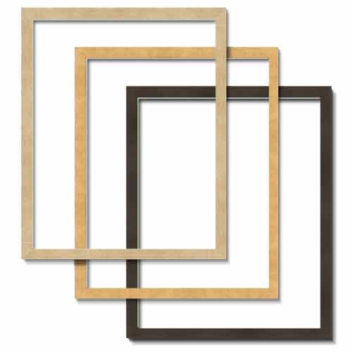 Custom Picture Frame Styles | FinerWorks