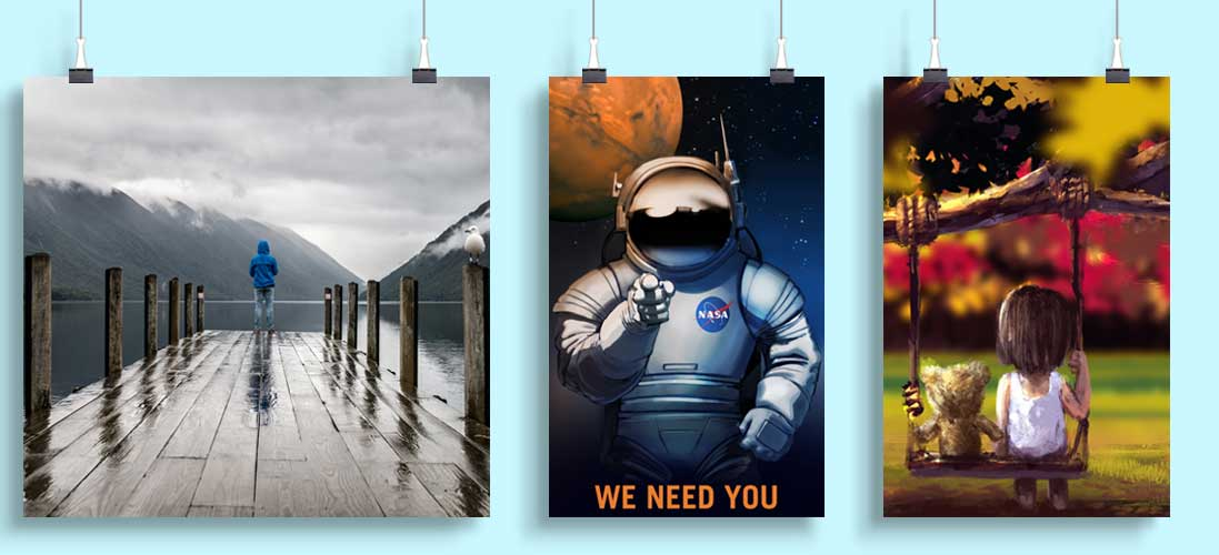Wide Format Poster Prints